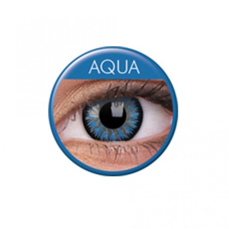Glamour Aqua ohne Stärke
