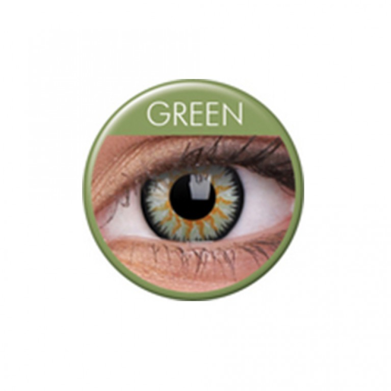 Glamour Green ohne Stärke