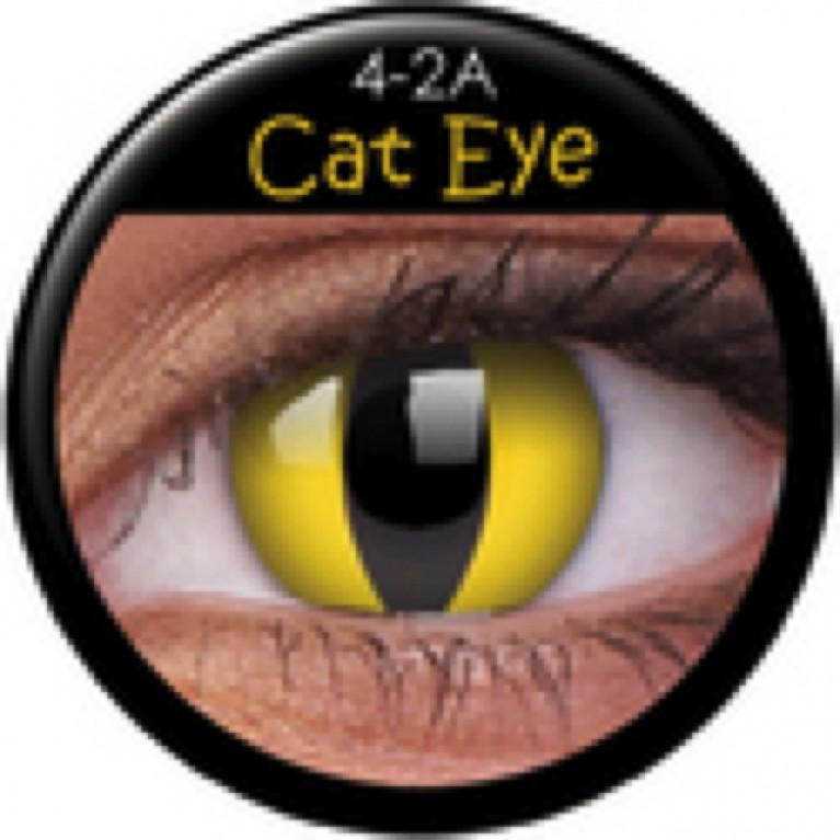 Cateye mit Stärke