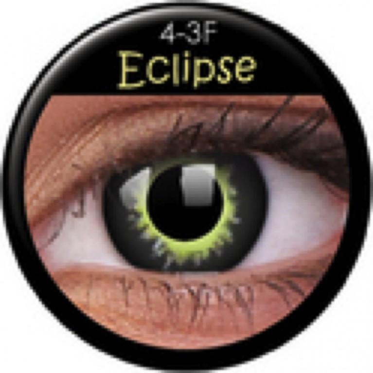 Funny Lens Eclipse ohne Stärke