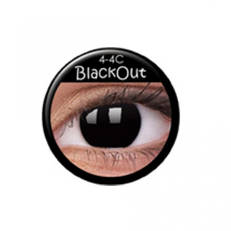 Blackout TAGESLINSEN ohne Stärke