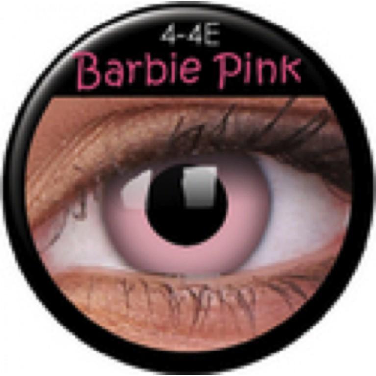 Funny Lens Barbie Pink ohne Stärke