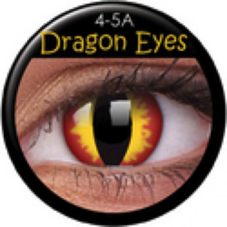 Funny Lens Dragon Eyes ohne Stärke