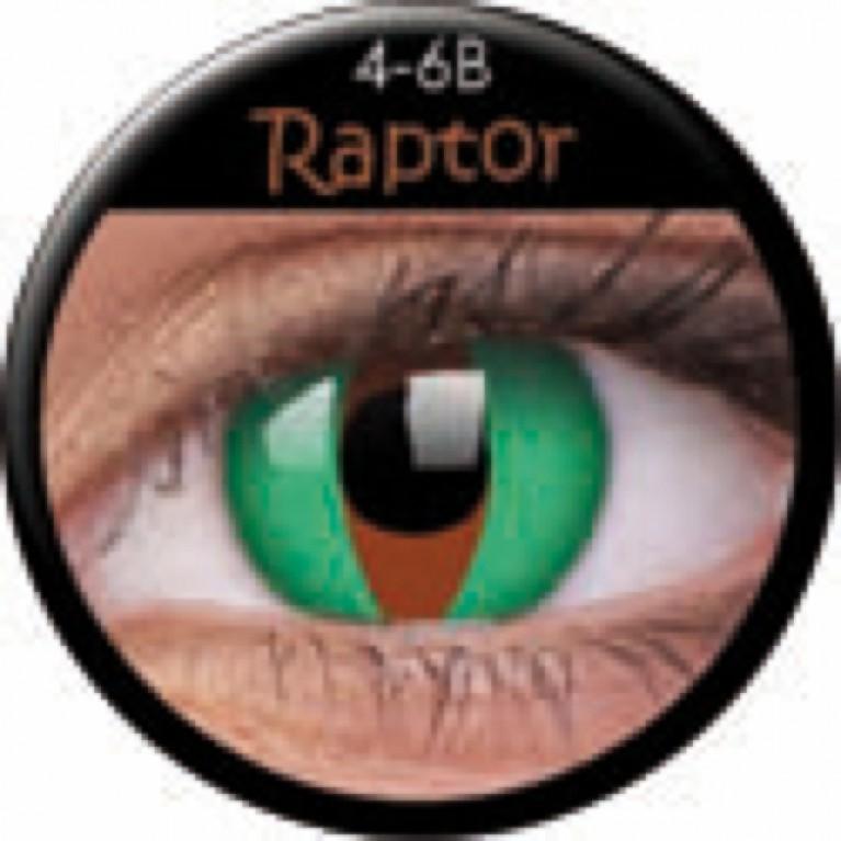 Funny Lens Raptor ohne Stärke