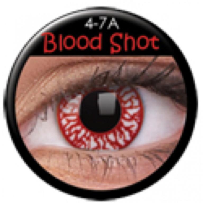 Funny Lens Blood Shot ohne Stärke