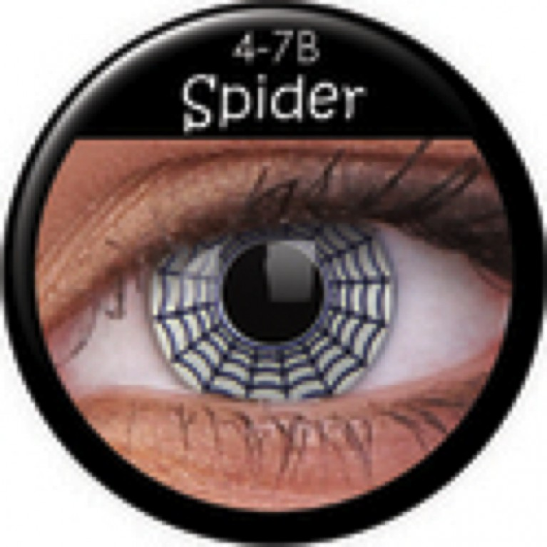 Funny Lens Spider ohne Stärke
