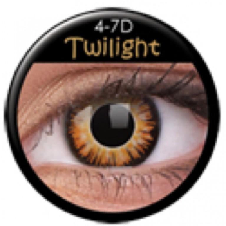 Funny Lens Twilight mit Stärke