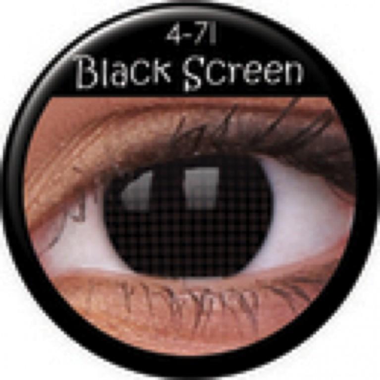 Funny Lens Black Screen ohne Stärke