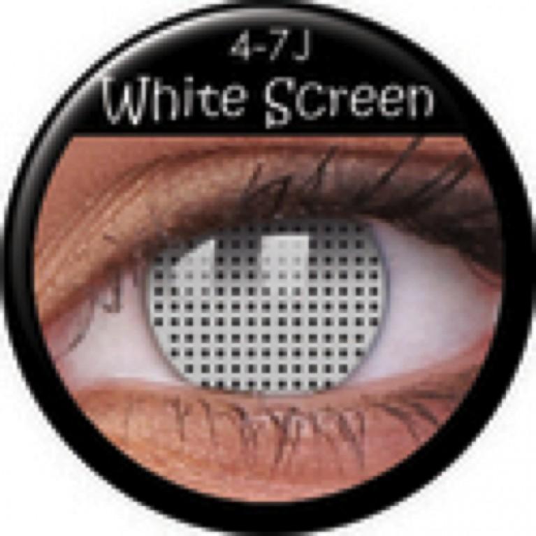 Funny Lens White Screen ohne Stärke