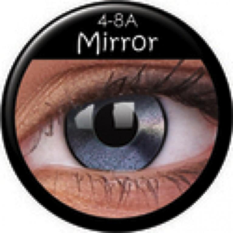 Funny Lens Mirror ohne Stärke