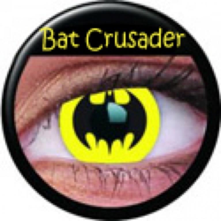 Funny Lens Bat Crusader ohne Stärke