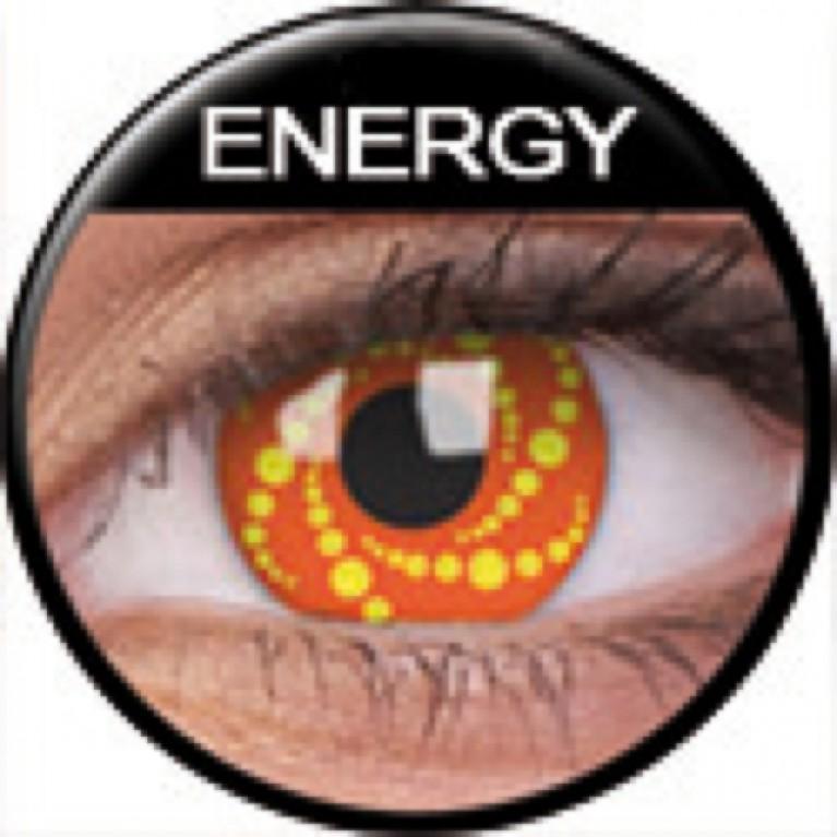 Funny Lens Energy ohne Stärke