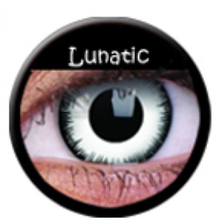 Funny Lens Lunatic mit Stärke