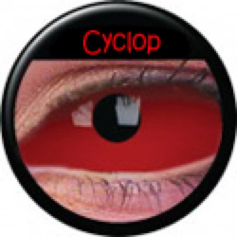 Sclera Cyclop ohne Stärke, (2 Linsen), 0 dpt