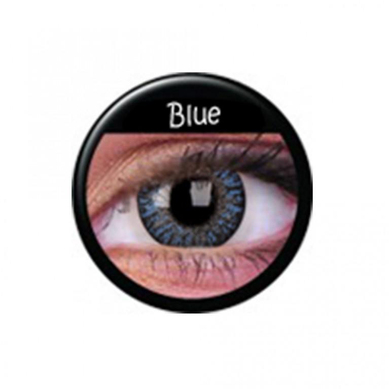 TruBlends Blue ohne Stärke, (2 Linsen), 0 dpt