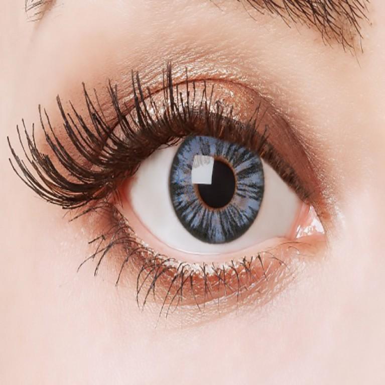 Aricona Big Eyes Dolly blau