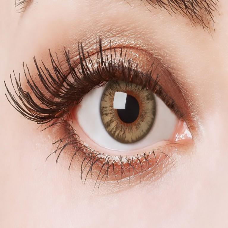 Aricona Big Eyes Dolly braun