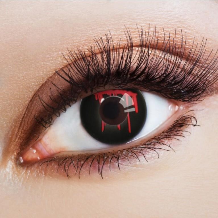 Dark Blood Drop