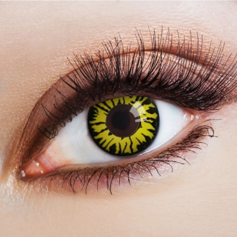 Commanding Eye