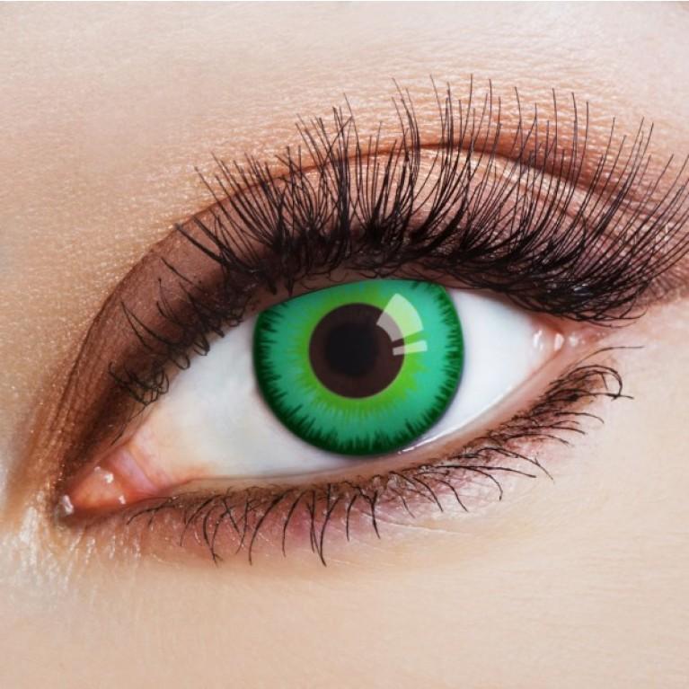 Magic Green Eye