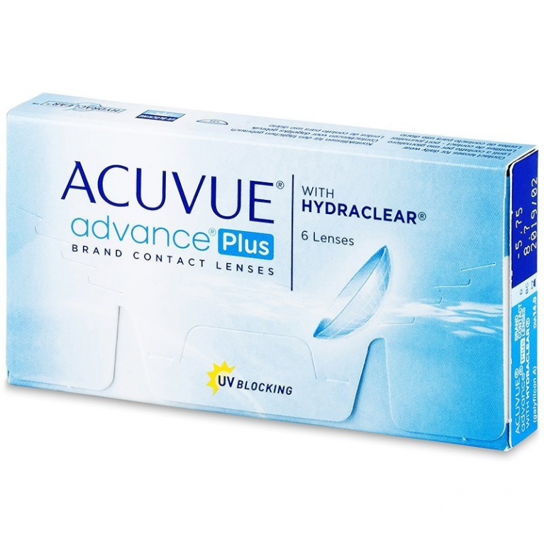 Acuvue Advance PLUS (6 Linsen)