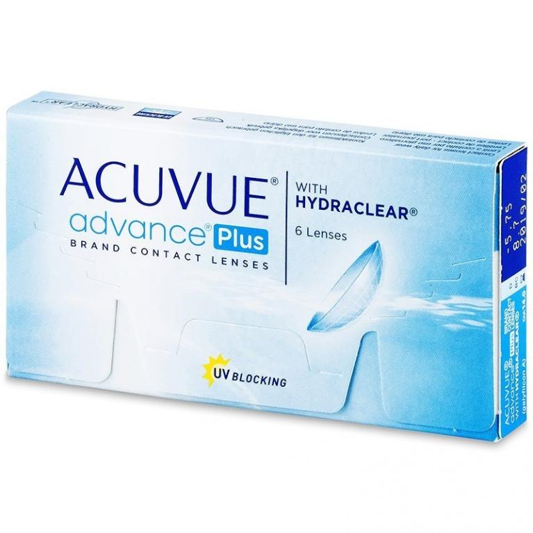 Acuvue Advance PLUS (6 Linsen)