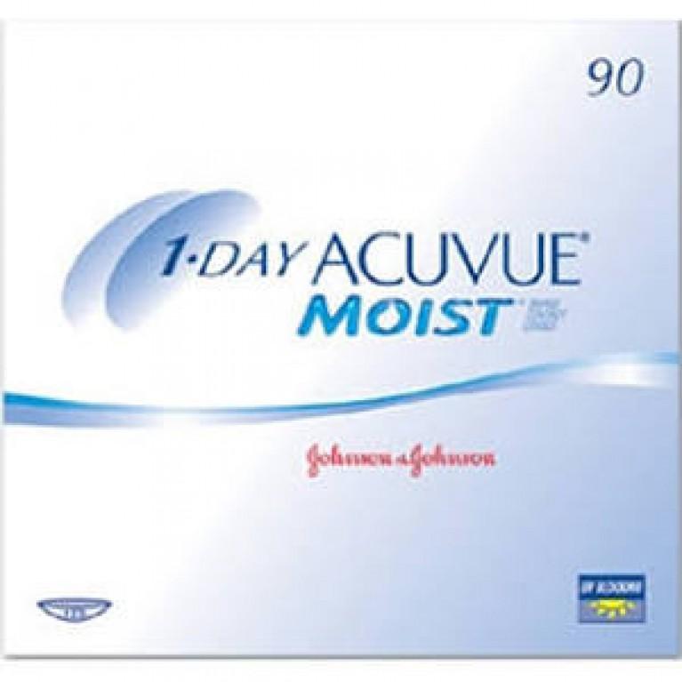 1 Day Acuvue Moist 90er