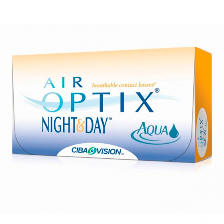Air Optix Night & Day Aqua 1 x 6 Linsen