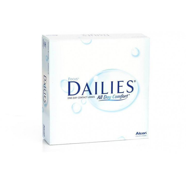 Focus DAILIES 90er Pack All Day Comfort