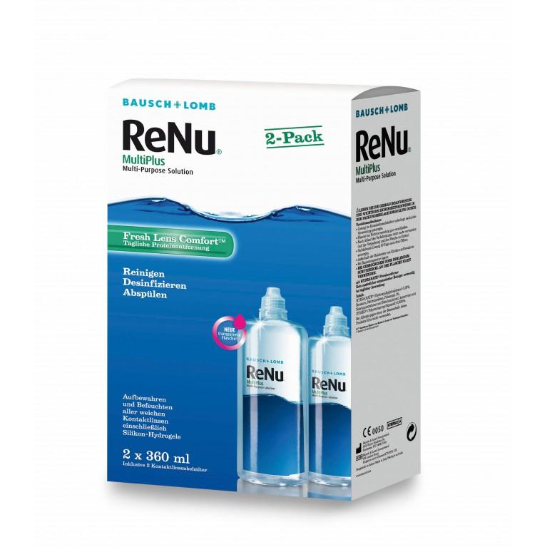 ReNu Multiplus 2 x 360 ml von Bausch & Lomb
