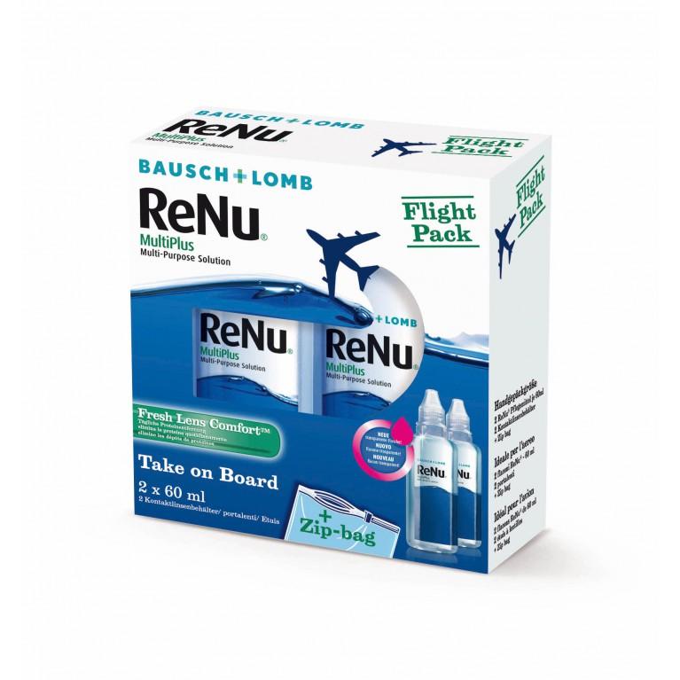 ReNu Multiplus 2 x 60 ml von Bausch & Lomb