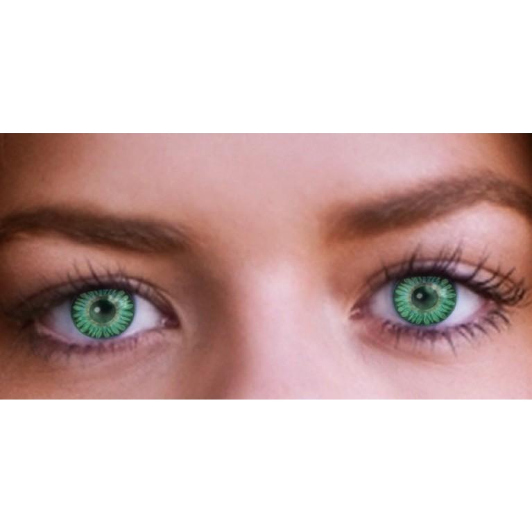 Farblinsen Grün Ohne Stärke - Party Green