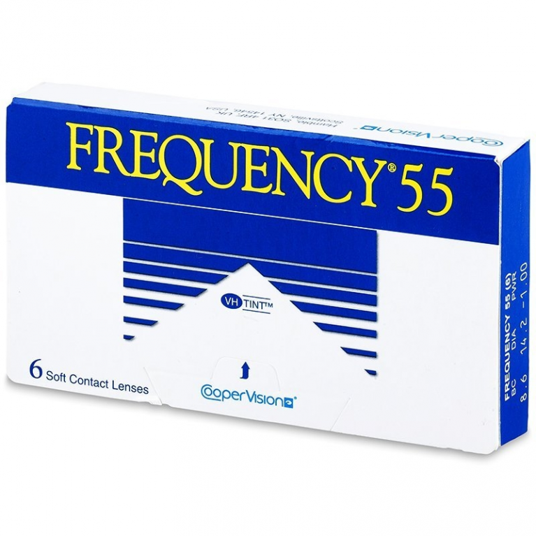 Frequency 55 (6 Linsen)