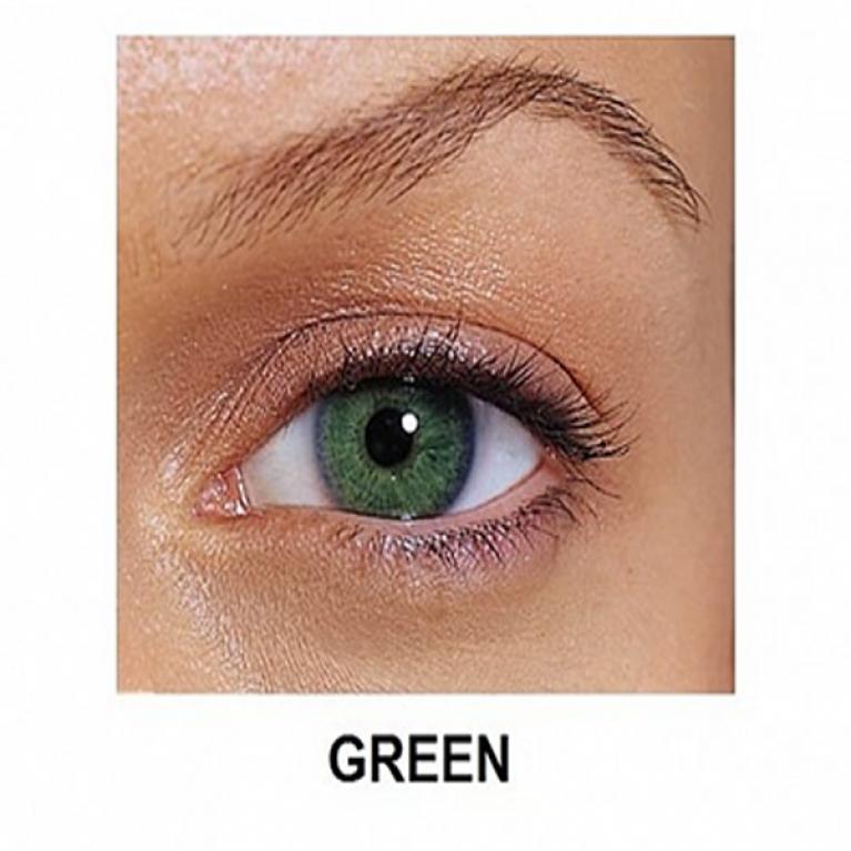 FreshLook Colors - ohne Stärken (2 Linsen)
