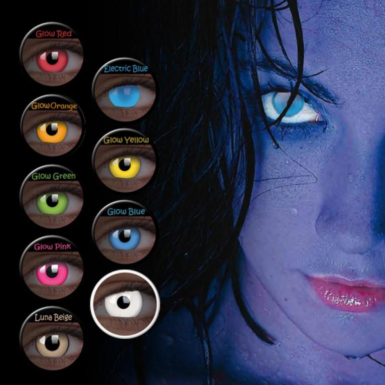 ColourVUE GLOW Farblinsen ohne Stärke