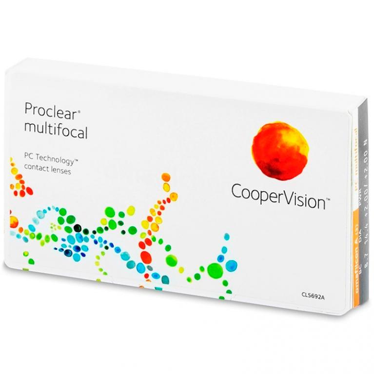 Proclear Multifocal (3 Linsen)
