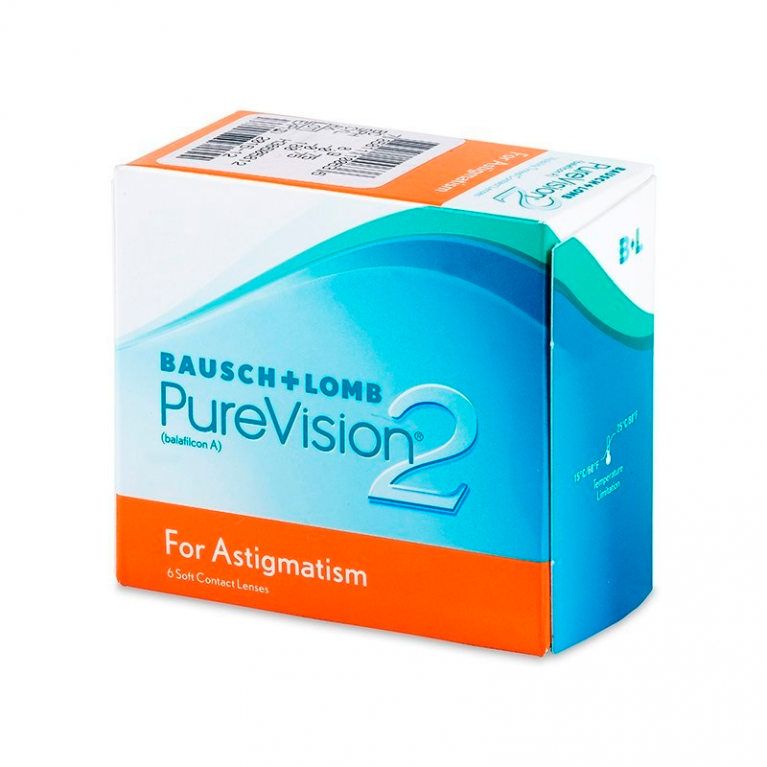PureVision 2 for Astigmatism (6 Linsen)