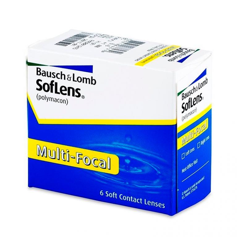 SofLens Multifocal (6 Linsen)
