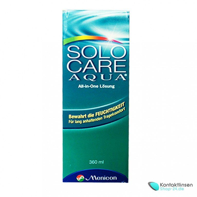 Solo Care Aqua®  1 x 360 ml von Menicon