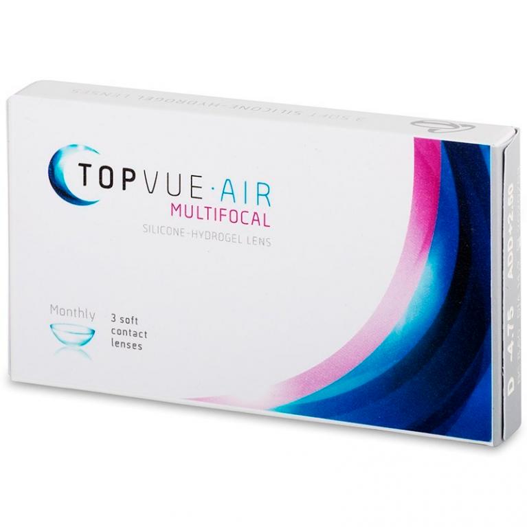 TopVue Air Multifocal (3 Linsen)