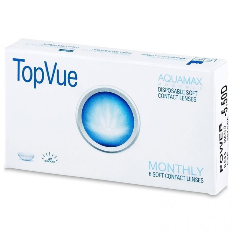 TopVue Monthly (6 Linsen)