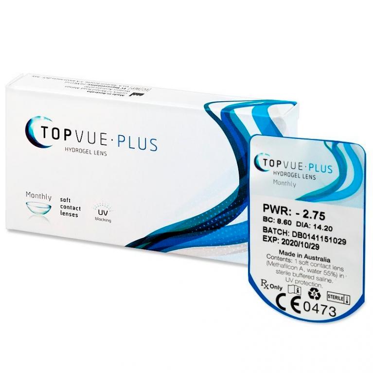 TopVue Plus (1 Linse)