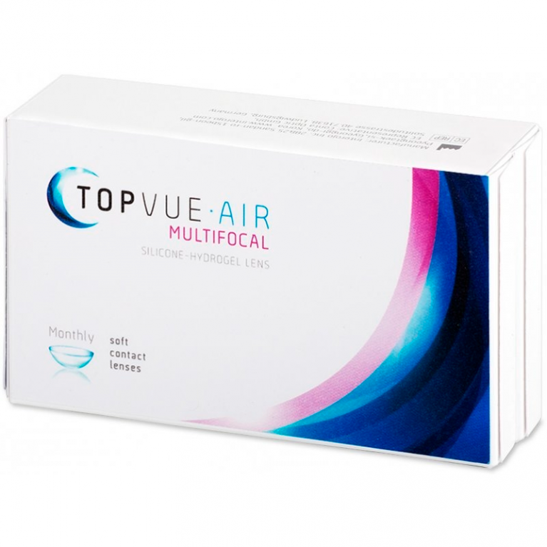 TopVue Air Multifocal (6 Linsen)
