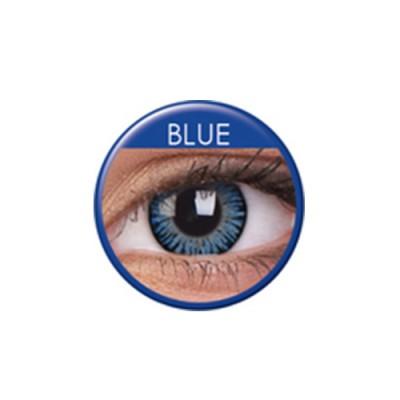 3 Tones Blue ohne Stärke, (2 Linsen), 0 dpt