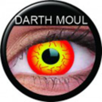 Funny Lens Darth Maul ohne Stärke