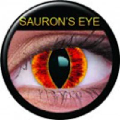 Saurons Eye ohne Stärke