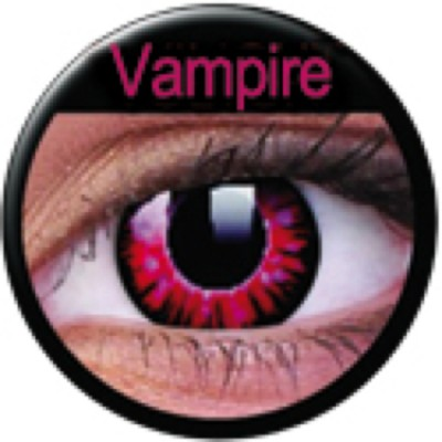 Funny Lens Vampire ohne Stärke