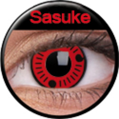 Funny Lens Sasuke ohne Stärke