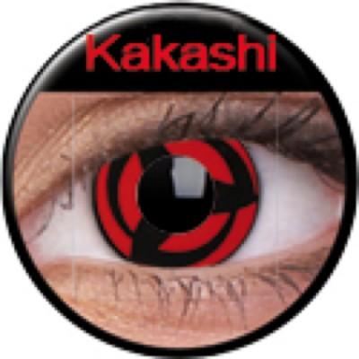 Funny Lens Kakashi mit Stärke