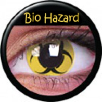 Funny Lens Bio Hazard ohne Stärke